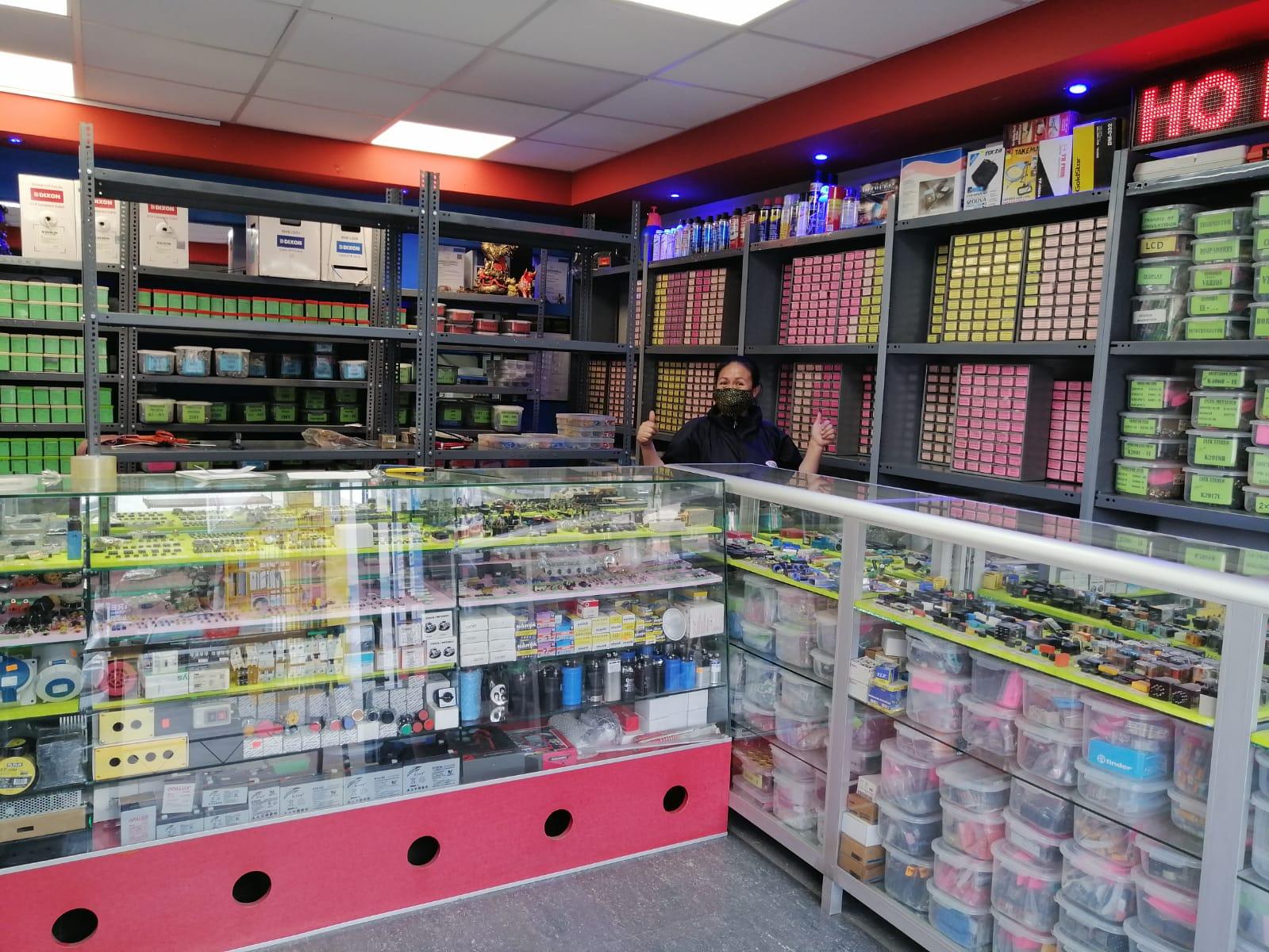 venta-de-productos-electrónicos