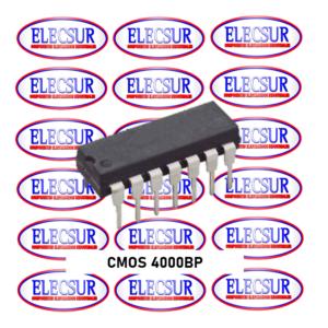 CMOS 4000BP