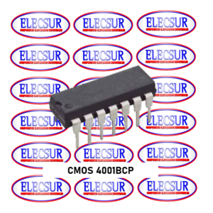 CMOS MC14001BCP