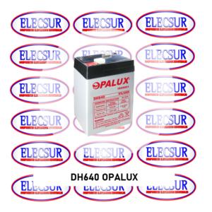 BATERIAS DH640 OPALUX