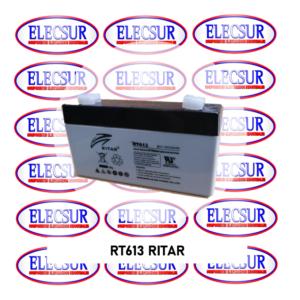 BATERIA RT613 RITAR