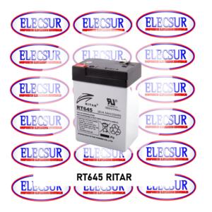 BATERIA RT645 RITAR